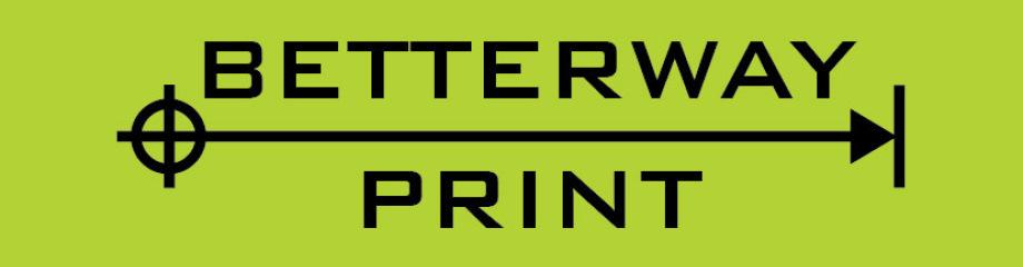 Betterway Print logo