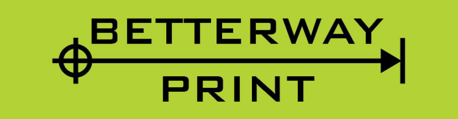 Betterway Print logo
